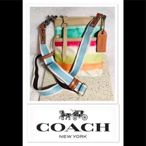COACH Crossbody 100% authentic 💎